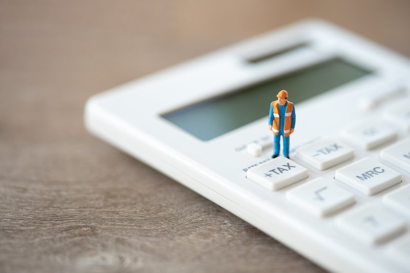 How is CIS Payroll calculated?