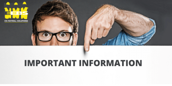 CIS Compliance – Important Information