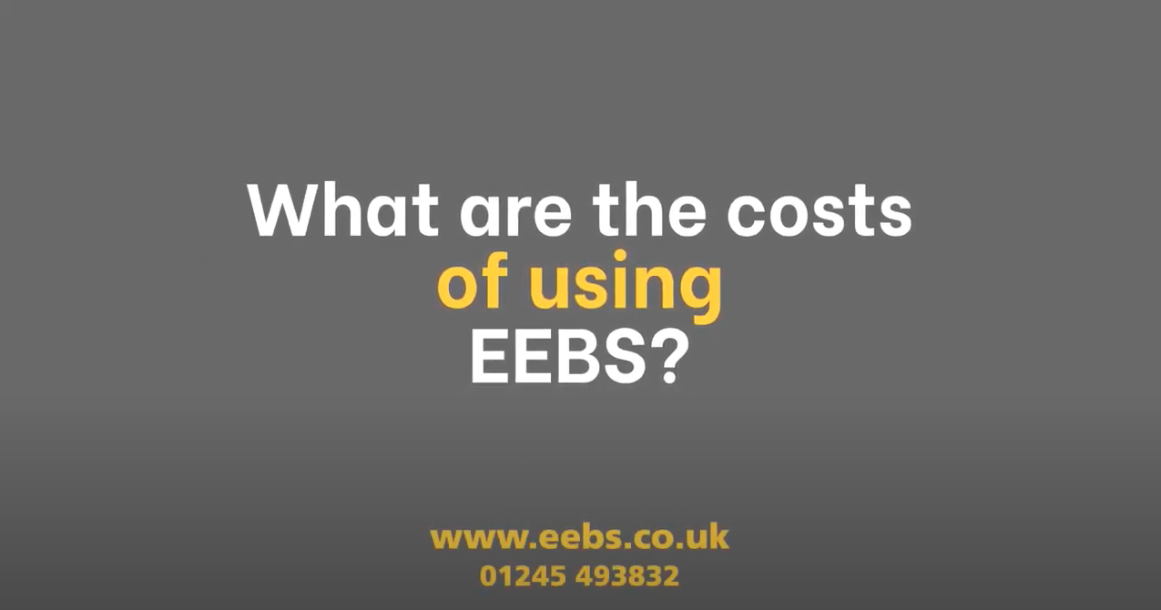What are the costs of using EEBS?