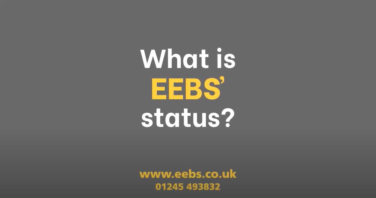 What is EEBS' status?