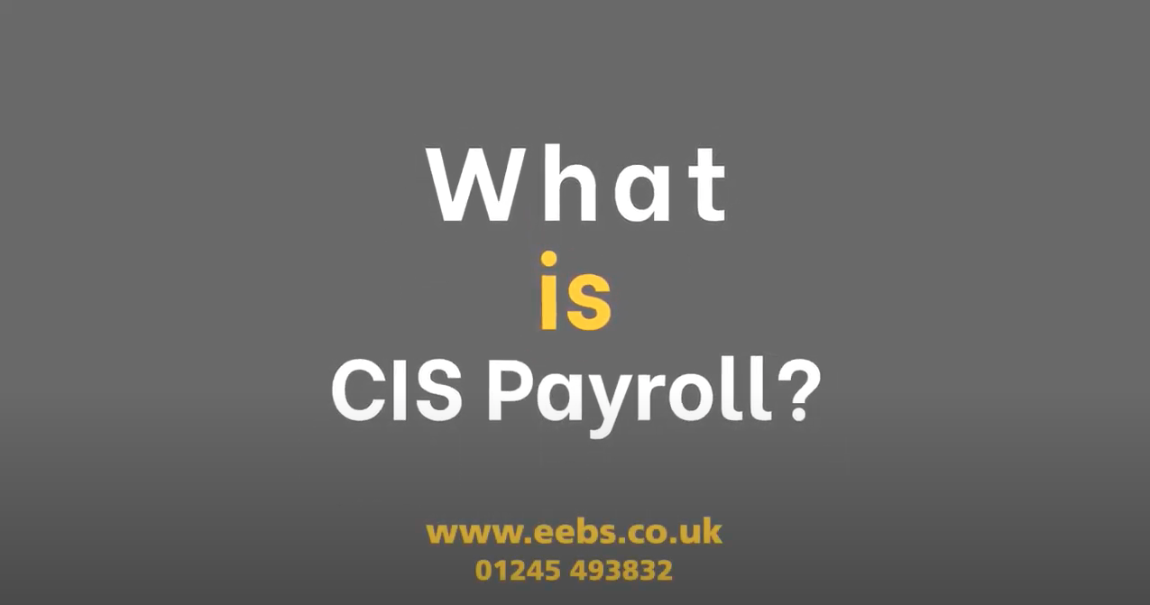 What is CIS Payroll?