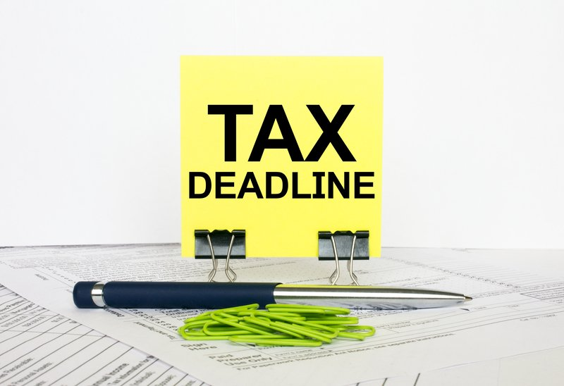 What is the tax return deadline?