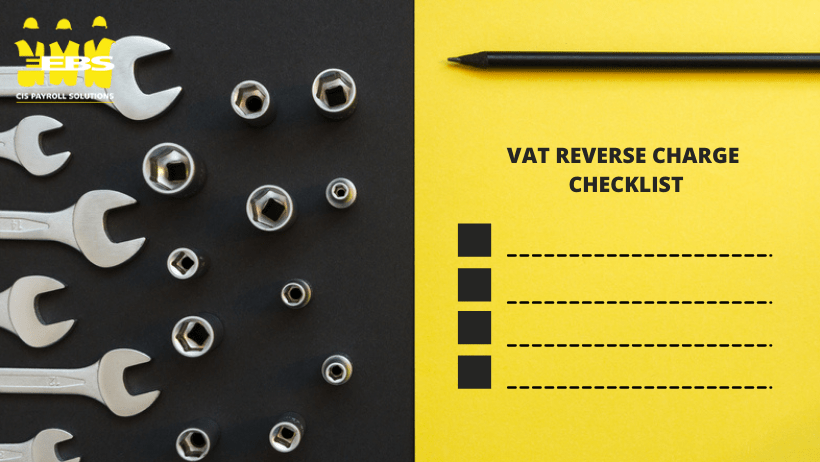 VAT Reverse Charge Checklist