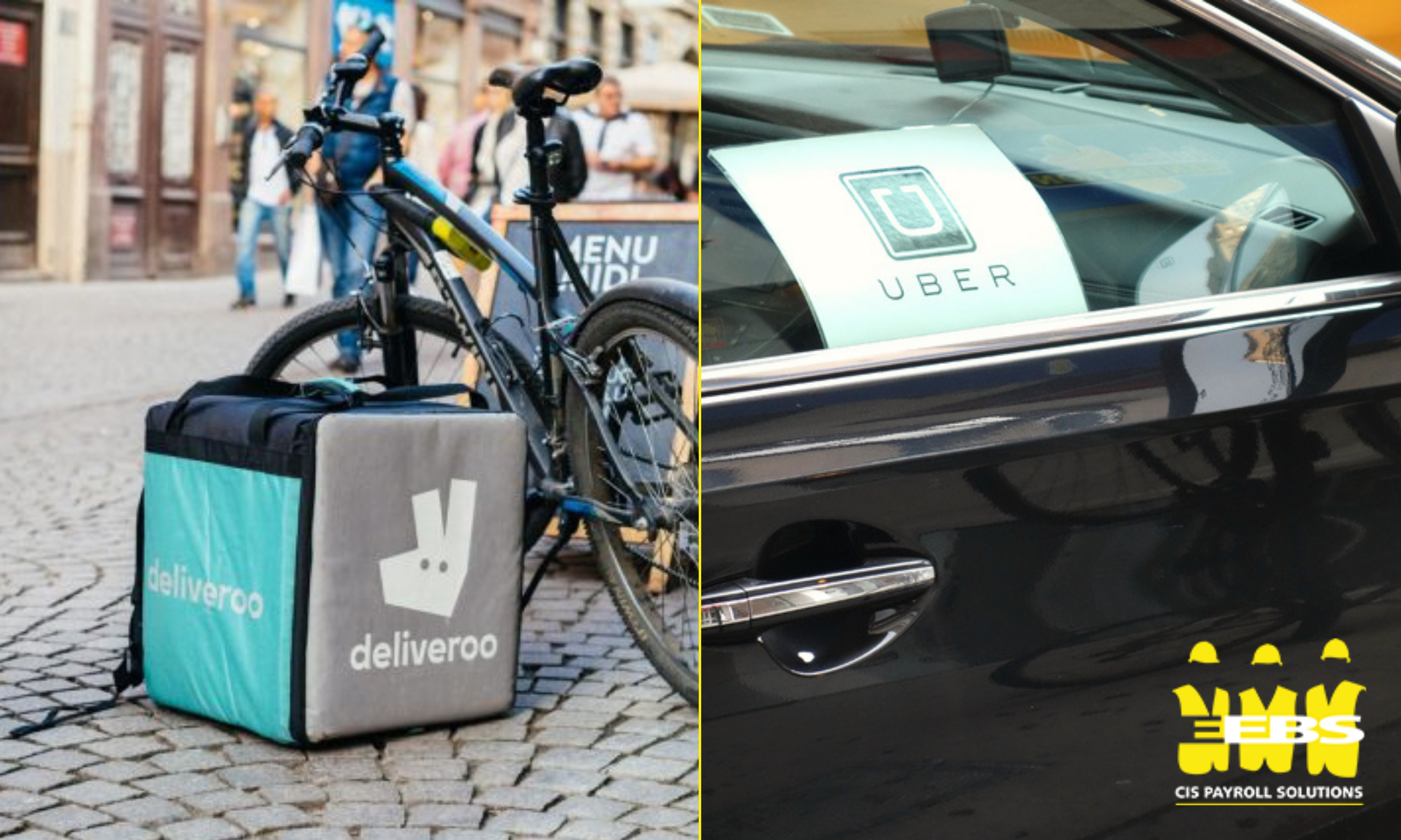 What we can take-away from the Uber & Deliveroo cases